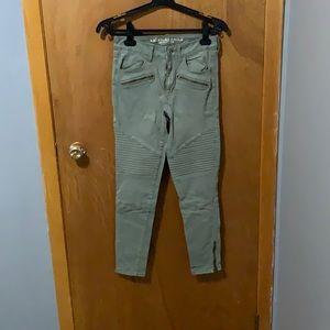 ❤️ 2 for 30$ // American Eagle Moto Jean